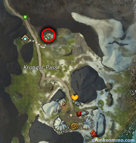Juvenile Alpine Wolf's Stats and Location Details for Guild